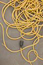 Extension cord Royalty Free Stock Photo