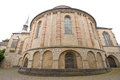 Exterior of the Apse Royalty Free Stock Photo