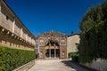 Exterior of buontalenti grotto on boboli gardens florence tuscany italy Stock Photography