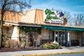 Exterior Entrance of Olive Garden Italian Kitchen restaurant Royalty Free Stock Photo