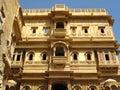 Architecture Of Jaisalmer Raja...