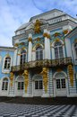 Exterior of Pavilion - Elaborate Outbuilding at St. Catherine`s palace