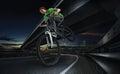 Extrem Sport. Royalty Free Stock Photo
