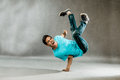 Extreme Dance Royalty Free Stock Images