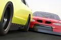 Extreme motorsports racing Royalty Free Stock Photo
