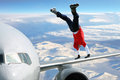 Extreme sport Royalty Free Stock Photo