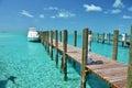 Exumas bahamas staniel cay yacht club Stock Photos