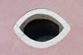 The Eye Window Royalty Free Stock Photo