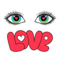 Eyes and Love