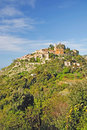 Eze,French Riviera,France Royalty Free Stock Images