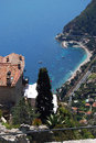 Eze Village Royalty Free Stock Image