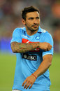 Ezequiel Lavezzi of SSC Napoli Royalty Free Stock Photos