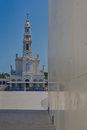 Fátima sanctuary of fatima located in portugal Royalty Free Stock Photos