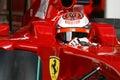 F1 2009 - Kimi Raikkonen Ferrari