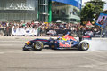 F1 Red Bull Speed Street Show Malaysia 2011 Royalty Free Stock Photo