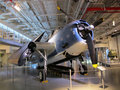 F4U-2 Corsair Royalty Free Stock Photography
