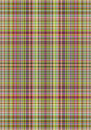 Fabric background abstract tartan pattern Royalty Free Stock Photos
