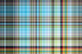 Fabric background abstract tartan pattern Stock Images