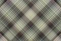 Fabric background abstract tartan pattern Stock Photo