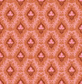 Fabric ornament Royalty Free Stock Image