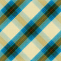 Fabric plaid background Stock Image