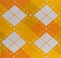 Fabric plaid texture collars background cloth and Royalty Free Stock Image