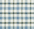 Fabric plaid texture. Plaid seamless pattern / Checkered Table Cloth Background. Royalty Free Stock Photo