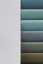 Fabric samples background Royalty Free Stock Photo