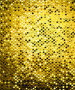 Fabric with sequins Stock Photos