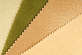 Fabric swatches Royalty Free Stock Photo