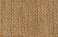 Fabric texture background of seamless linen sacking cloth Royalty Free Stock Photo