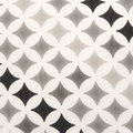 Fabric texture - black and white Stock Image