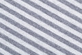 Fabric texture with diagonal stripes Stock Photo