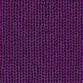 Fabric texture 7 diffuse seamless map. Dark violet.