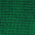 Fabric texture matter of black and green colors Stock Images