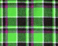 Fabric Texture plaid as a background Royalty Free Stock Photography