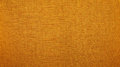 Fabric texture yellow orange background Stock Images