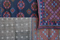 Fabrics Decorated With Embroid...