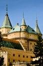 Fabulous Bojnice castle