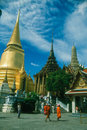 Fabulous Grand Palace and Wat Phra Kaeo - Bangkok, Stock Photography