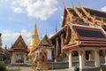 Fabulous Grand Palace and Wat Phra Kaeo - Bangkok, Thailand 3 Royalty Free Stock Photo