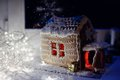 Fabulous house Royalty Free Stock Photography