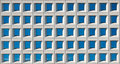 Facade background shot of a building Royalty Free Stock Photos