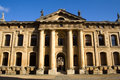 Facade of the Clarendon Building, Oxford Stock Images