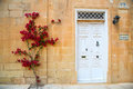 Facade in mdina historic architecture malta southern europe Stock Image