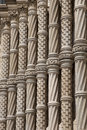 Facade of National History Museum, London Stock Photo