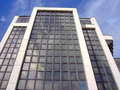 Facade of office building Royalty Free Stock Images
