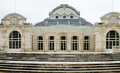 Facade opera vichy Royalty Free Stock Photo