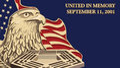Facebook Cover United in Memory, September 11, 2001