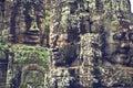 Faces of Angkor Wat (Bayon Temple)